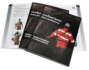 CABWI confined space training materials by UVSAR