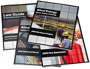 GWO training materials by UVSAR